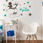 Décorer la chambre d'enfant avec des stickers